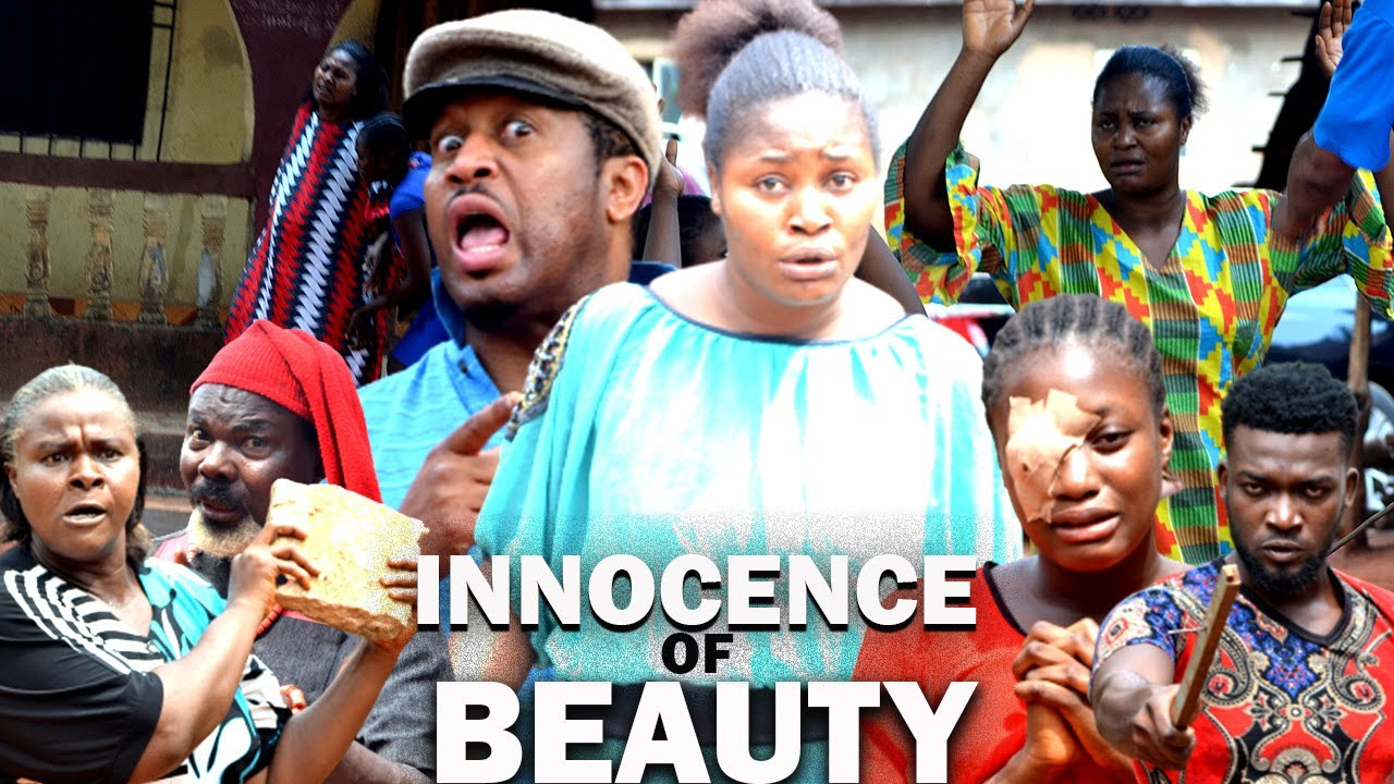 Download INNOCENCE OF BEAUTY (NEW CHIZZY ALICHI MOVIE) MIKE EZURONYE - 2021 LATEST NIGERIAN MOVIE/ NOLLYWOOD