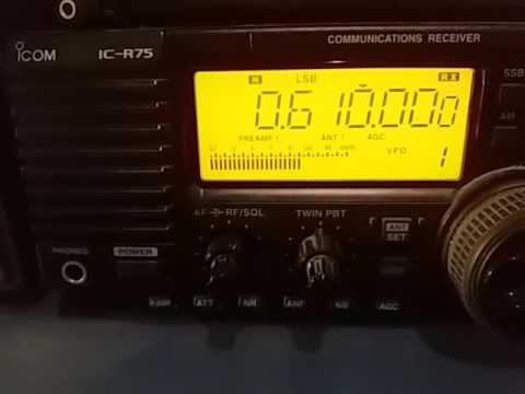 CX4 Radio Rural de Montevideo URUGUAY - 610 kHz
