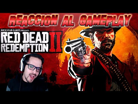 REACCION AL NUEVO TRAILER RED DEAD REDEMPTION 2