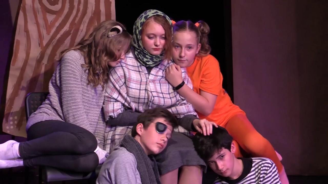 Актёрское мастерство для подростков