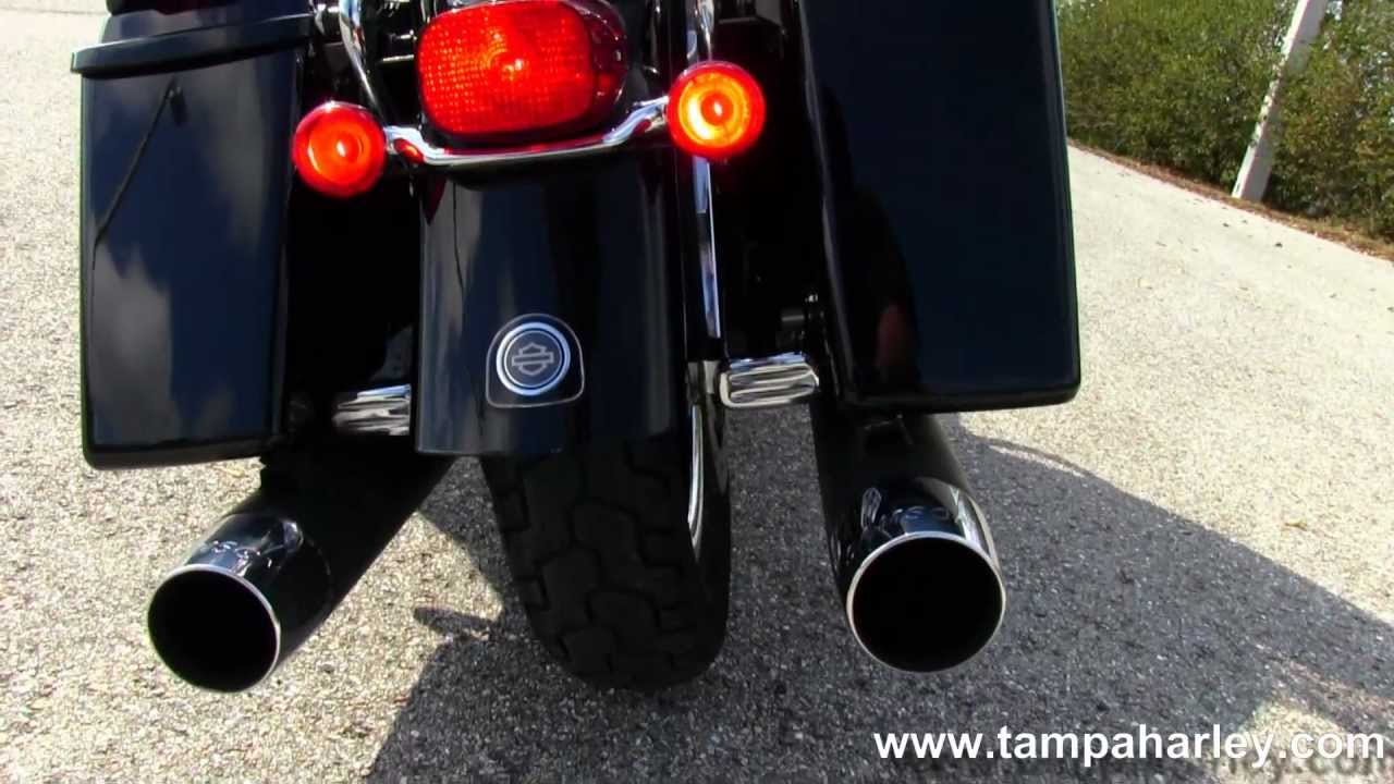 used 2004 harley davidson fltr road glide with samson exhaust for sale [ 1280 x 720 Pixel ]