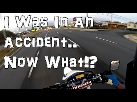 How To Handle A Motorcycle Accident: Dealing With Insurance
