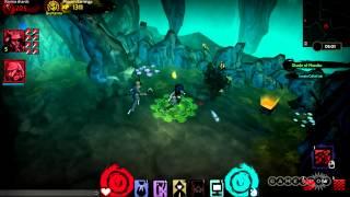 Hunting Ghostclaw Minions: Akaneiro: Demon Hunters Gameplay (PC)