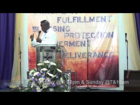 Pastor David Lewis - To Honour
