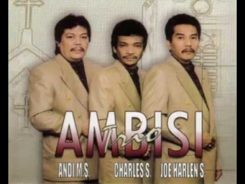 Lagu Rohani Trio Ambisi  - Berkatnya Melimpah (Karya Pance F Pondaag)
