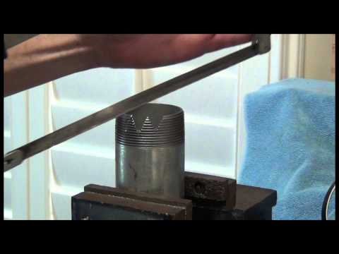 Drill Your Own Well Series - Making a Metal Well Drilling Bit