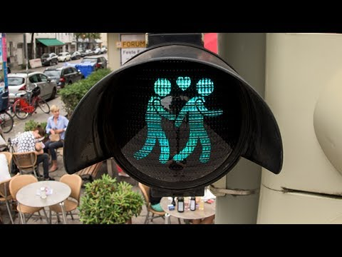 German gay marriage vote given green light by Angela Merkel