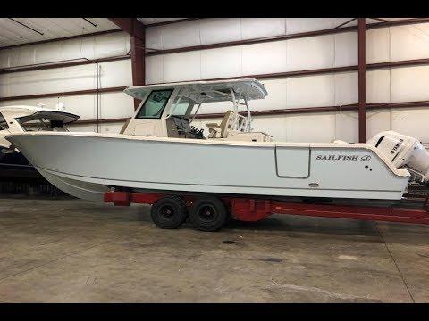 2019 Sailfish 360 CC For Sale At MarineMax Port Clinton, OH
