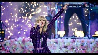 Taylor Swift announced as Sunday night Glastonbury 2020 headliner