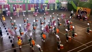 Drumband Tk Mekarsari Soneyan Di Gedung Wanita Jepara