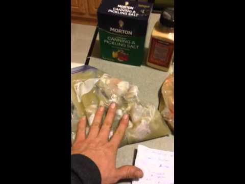 Smoked Fish Brine Recipe