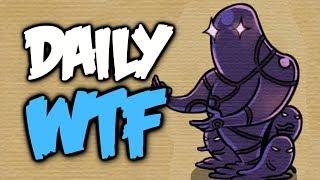 Dota 2 Daily WTF - Bye B*tch
