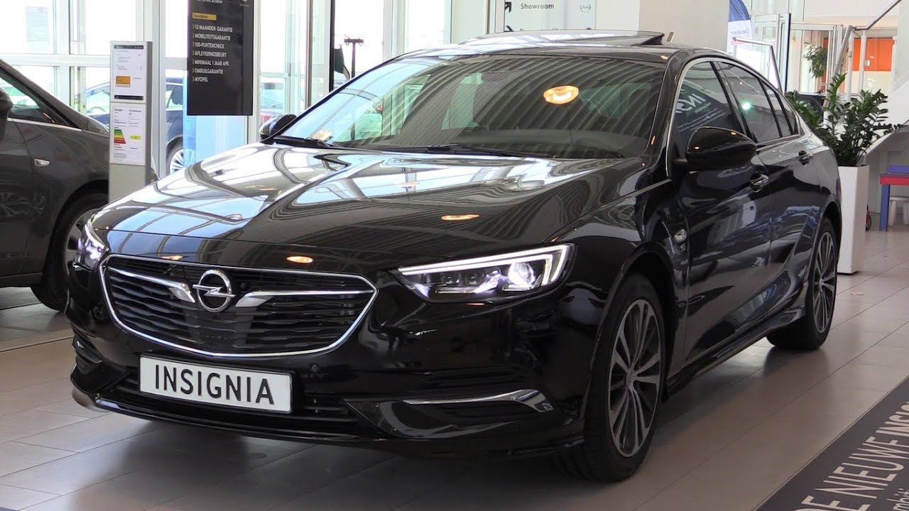 opel insignia 2018 in depth review interior exterior youtube. Black Bedroom Furniture Sets. Home Design Ideas