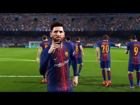 Golazo De Messi En El Pes 19 Mobile Android