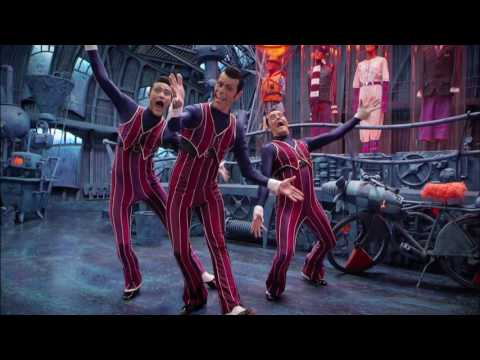 We Are Number One but put through a midi converter