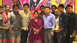 Prize Giving Ceremony   Jhaalmuri.mobi   Robi   Tiger Media   Pizza Hut Gulshan