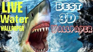 BEST 3D WALLPAPER | LIVE WATER WALLPAPER | MOST POPULAR WALLPAPER | WALLPAPER DOWNLOD APP | NEW