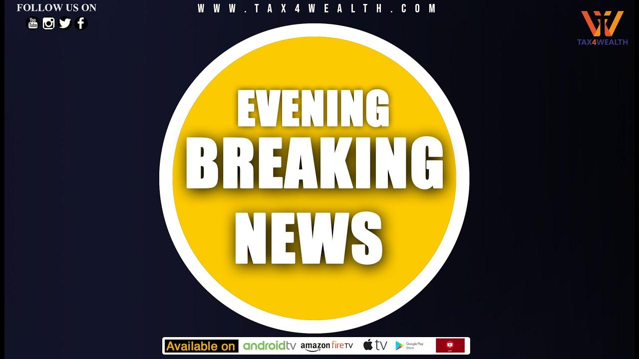 Market Update:Coronavirus Crisis Triggers Market Sensex Fell agin, Nifty Below 9000 In Hindi