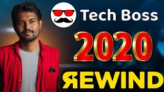2020ல் Tech Boss – இது தான் நடந்தது