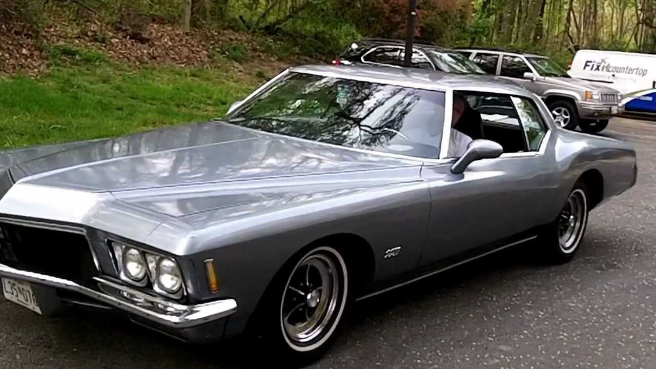 1972 Buick Riviera Youtube