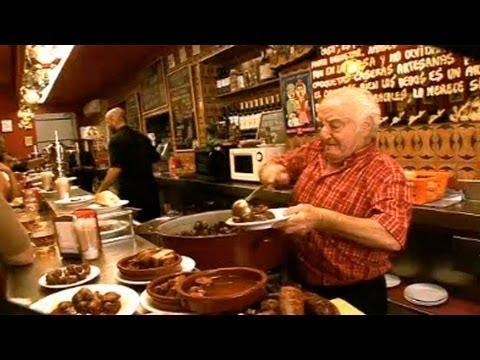 El bar más famoso de El Rastro: Los Caracoles