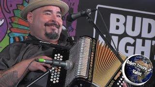 Flavio Longoria y Los Conjunto Kings at The Tejano Conjunto Festival 2017