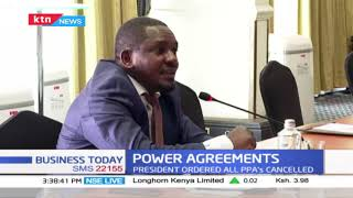 Power agreements: Solicitor general probed in parliament