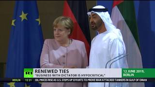 Germany extends trade with UAE amid fears of renewed arms sales