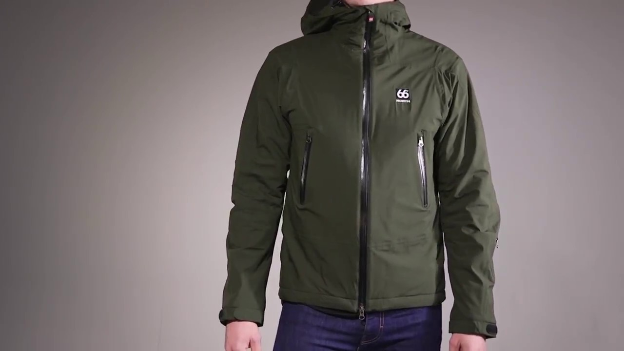 66North Men's Snaefell Alpha Jacket 2017 Review