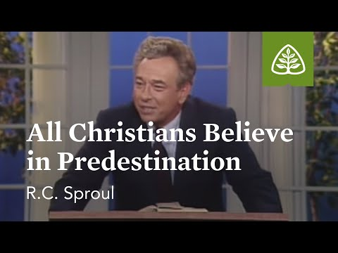 All Christians Believe in Predestination