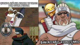 Só Os Verdadeiros Fãs De Naruto Vão Achar Engraçado #06 | Mr Sasuke