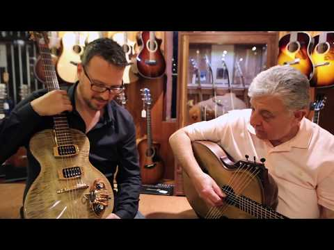 RUDY'S MUSIC, NY - A Conversation with Rudy Pensa (Pt 1)