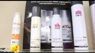 видео Профессиональная косметика для волос Napura
