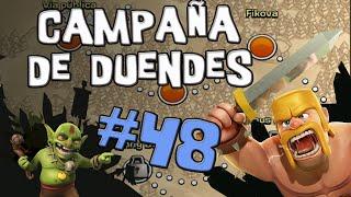 Megamansión | Campaña de los Duendes #48 | Descubriendo Clash of Clans