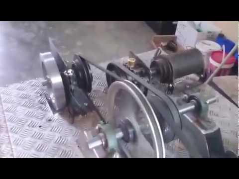 Flywheel Energy Storage of a Wind Turbine (simulation) & Flywheel Energy Storage of a Wind Turbine (simulation) - YouTube