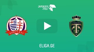 FC Shukura Kobule. vs Torpedo Kutaisi full match