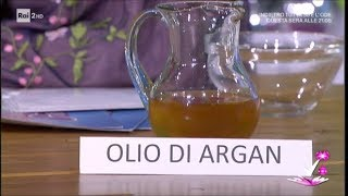 Olio di cocco e argan - Detto Fatto 13/12/2017