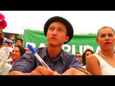 Dancer × Backpacker Shimon owaki , World travel 14 in Jalapa Antigua  / Guatemala (HD)