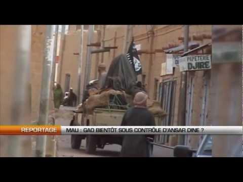 Mali, Gao bientôt sous contrôle d'Ansar Dine
