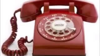 Eski Klasik Telefon Zil sesi