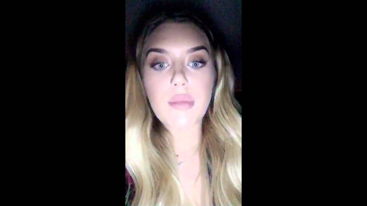 Anastasia Karanikolaou Snapchat Story 11-20 March 2016