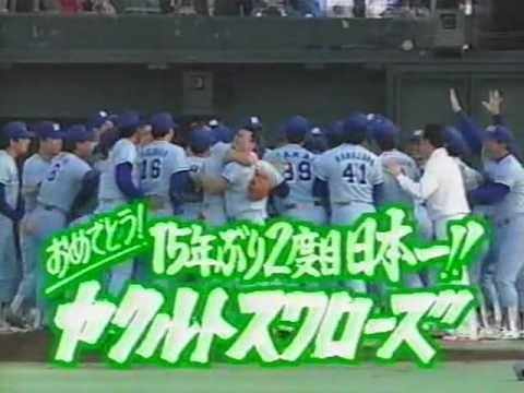 1993年日本シリーズ 西武vsヤク...