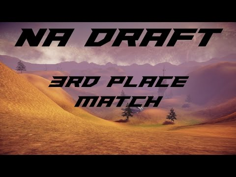 T:A Draft: 3rd place match
