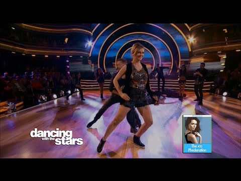Mischa Barton Final Dancing with the Stars Performance  LIVE 4416