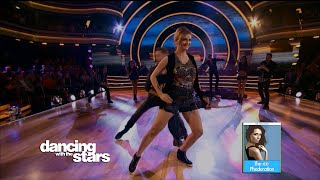 Mischa Barton Final Dancing with the Stars Performance | LIVE 4-4-16