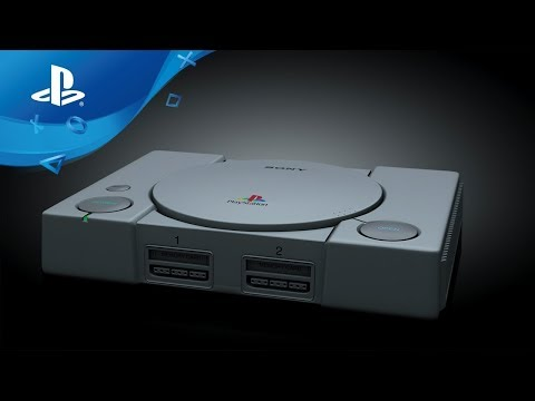 PlayStation Classic - Games Enthüllungs-Trailer [PS Classic]