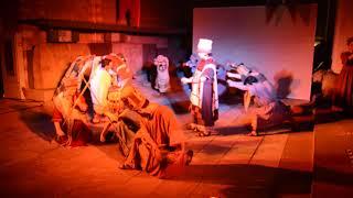 İnandık Vazosu Kutsal Evlilik Tiyatro Gösterimi-Anadolu Medeniyetleri Müzesi