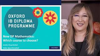 New DP Mathematics: Which course to choose?