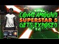 NBA 2K17   COME AROUND SUPERSTAR 5 GETS EXPOSED AND I WAS PLAYING WITH A SUB