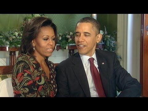 Obamas Take Kids' Questions